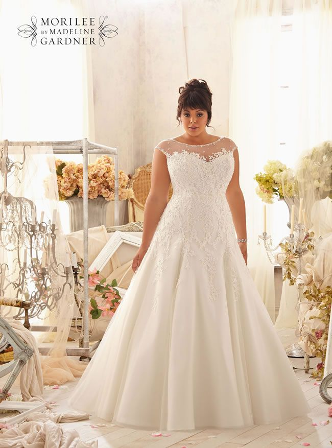 BEST PLUS SIZE WEDDING DRESSES FOR 2019 \u2013 Werk Press